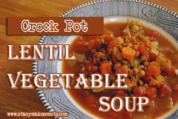 how to cook dry lentils in soup