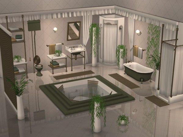 Sims Bathroom   Google Search