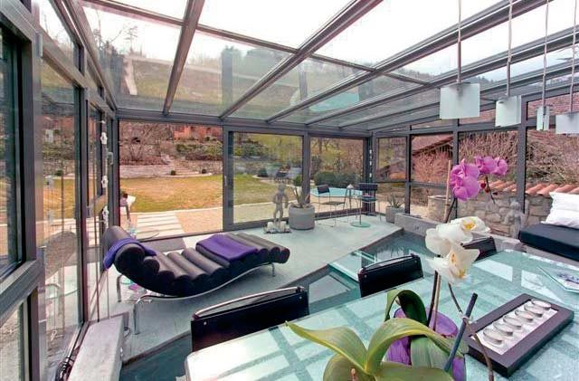 Giardino Dinverno Veranda : Giardino dinverno veranda in alluminio sunroom tender for