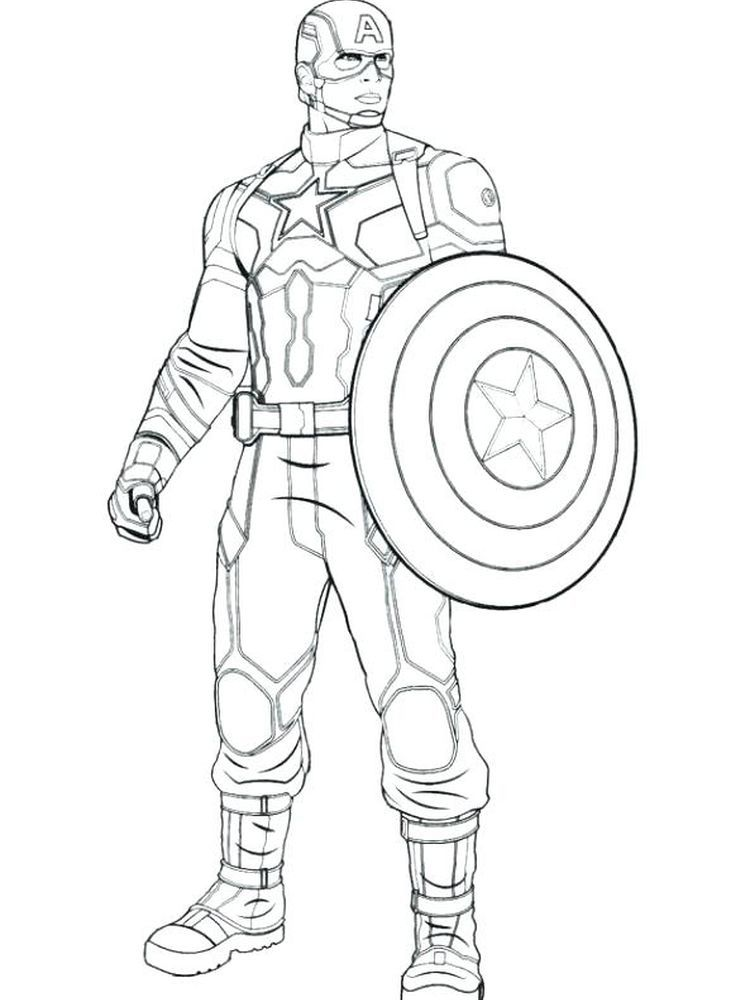 Captain America And Iron Man Coloring Page Below Is A Collection Of Free Capta Captain America Coloring Pages Avengers Coloring Pages Superhero Coloring Pages