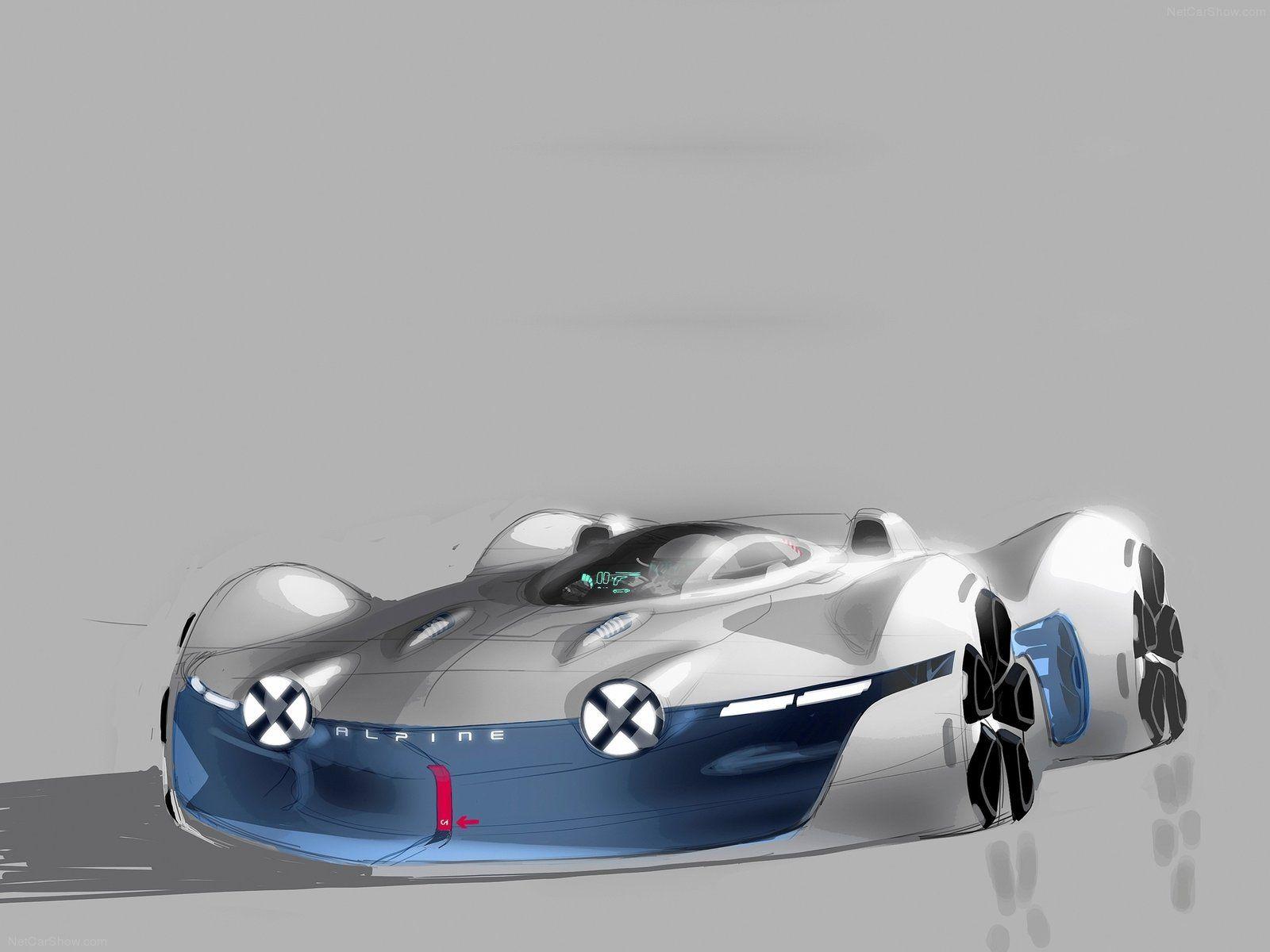 renault alpine vision gran turismo concept 2015 1600x1200 wallpaper 13 vehicle concept. Black Bedroom Furniture Sets. Home Design Ideas