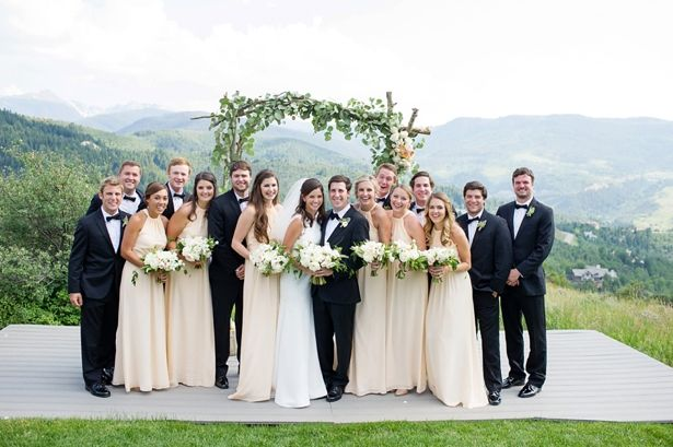A Mountain Chic Wedding at Cordillera | COUTUREcolorado WEDDING: colorado wedding blog + resource guide
