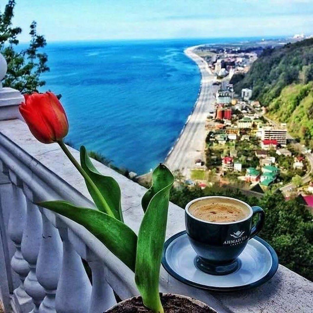 была фото с добрым утром милая море самолет будапешт