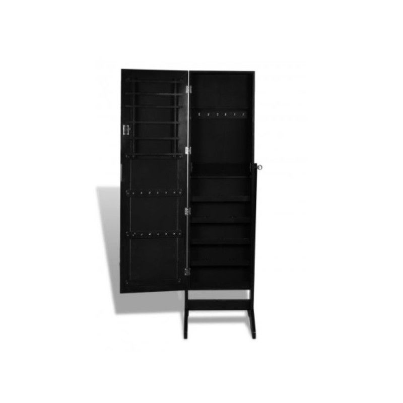psych miroir armoire bijoux range bijoux noir deco pinterest armoires and ranges. Black Bedroom Furniture Sets. Home Design Ideas
