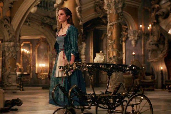 Sindrome De Estocolmo Quase Tira Emma Watson De A Bela E A Fera