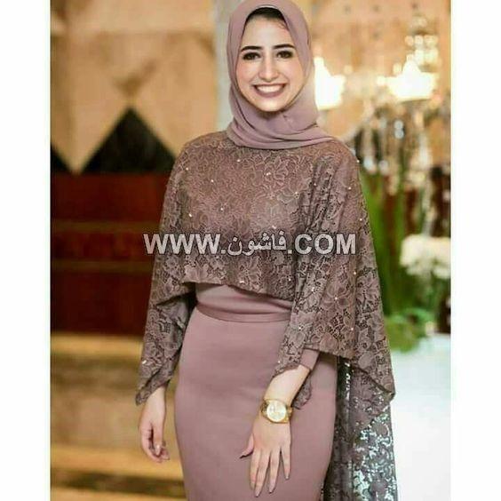 أحدث فساتين سواريه بكاب لعام 2019 للمحجبات Muslim Fashion Dress Muslim Fashion Outfits Prom Dresses With Sleeves
