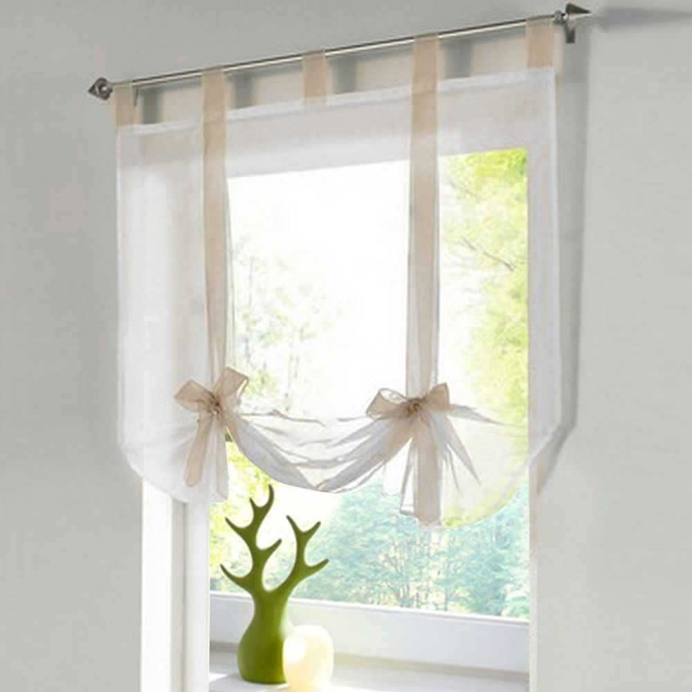 Cheap window coverings  bow window curtain buy cheap lots from china curtains pinterest