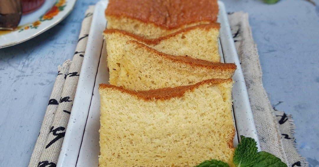 Resep Honey Castella Sponge Cake Sederhana Ala Rumahan By Chichiwiranata Resep Masakan Indonesia Makanan Kue Bolu