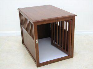 designer dog crate furniture ruffhaus luxury wooden. Dog Crate Designer Furniture Ruffhaus Luxury Wooden E
