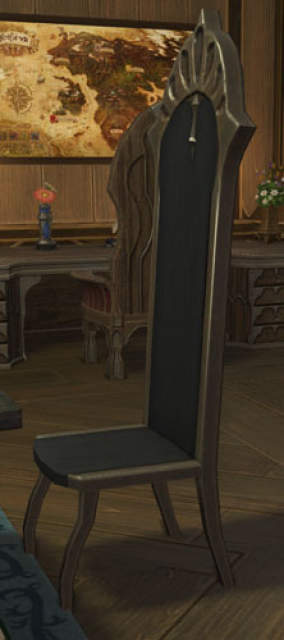 Manor Highback Chair A Haunting Custom Made For Haukke Level 27 Carpenter