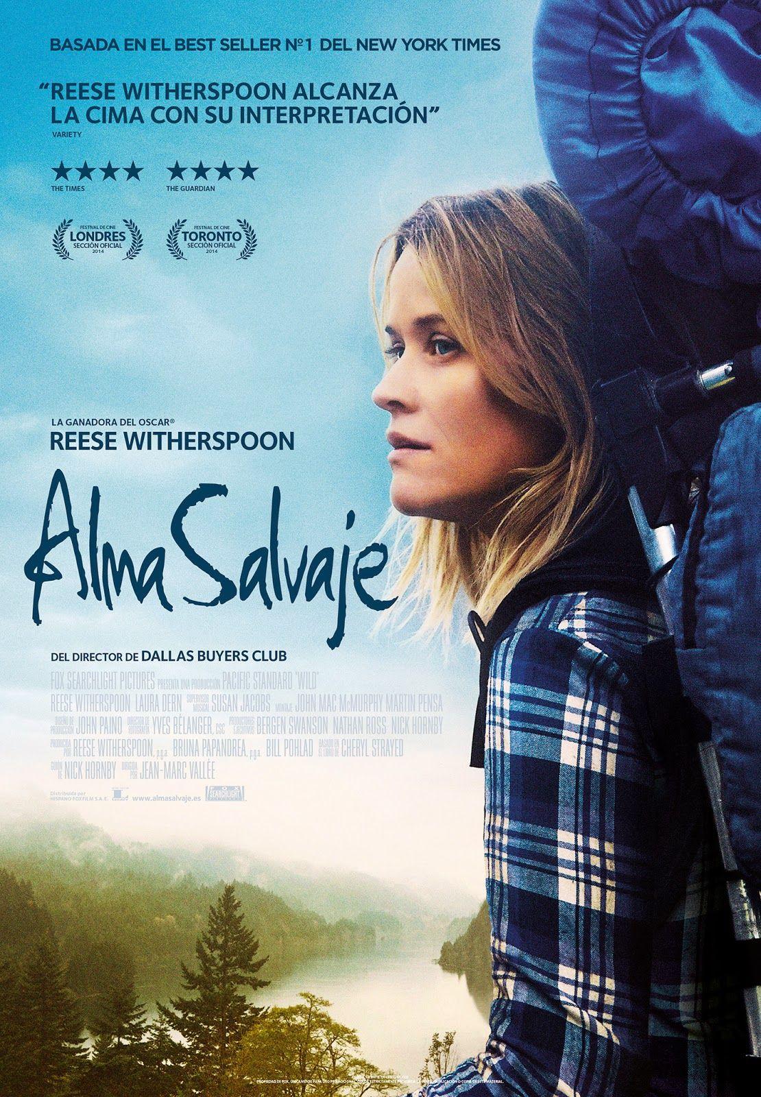Cinelodeon Com Alma Salvaje Jean Marc Vallee Cheryl Strayed Wild Movie Movies