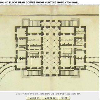 Houghton Hall Main House Tiff Houghton Hall Castle Floor Plan Architectural Floor Plans