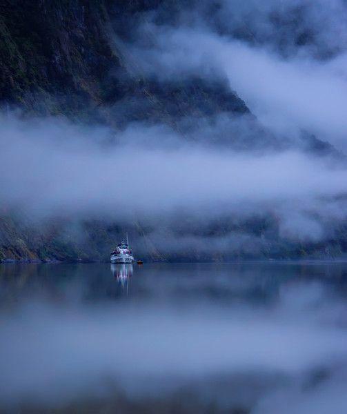 Milford Sound by Trey Ratcliff