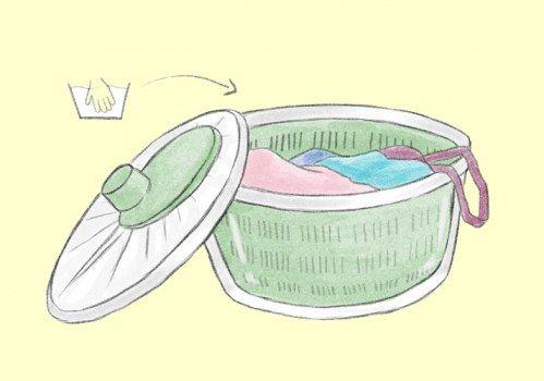 7 geniale HaushaltsHacks So wird Wäsche waschen viel