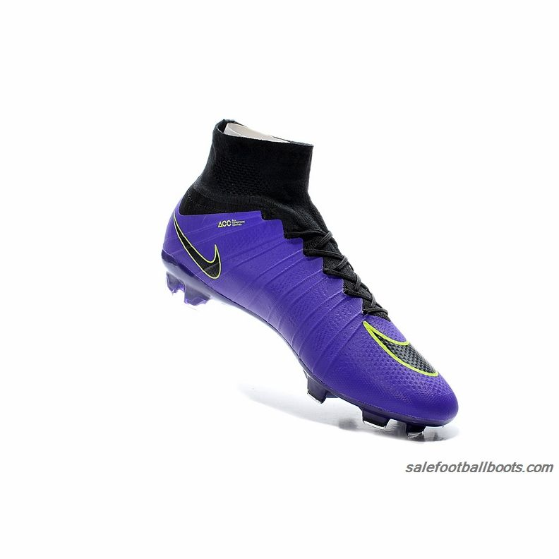 2590b69c2744 Nike Mercurial Superfly FG Purple Black  106.99