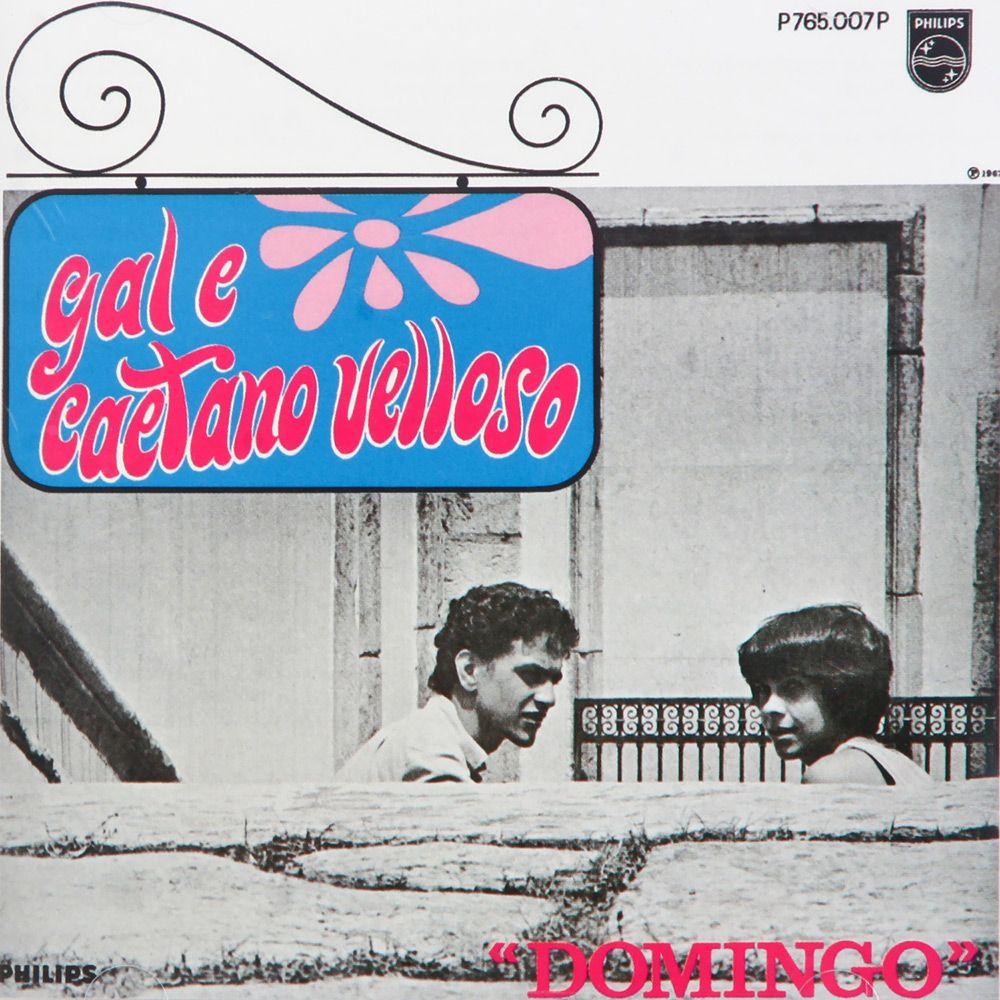 Gal & Caetano Velloso - Domingo (1967)