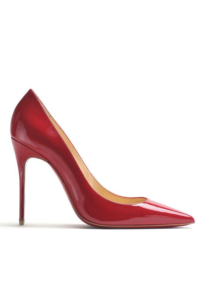Louboutin Zapatos Rojos