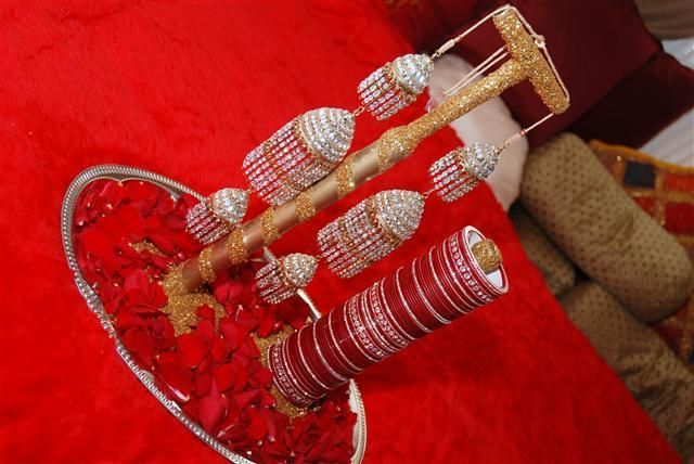Choora Ceremony Display