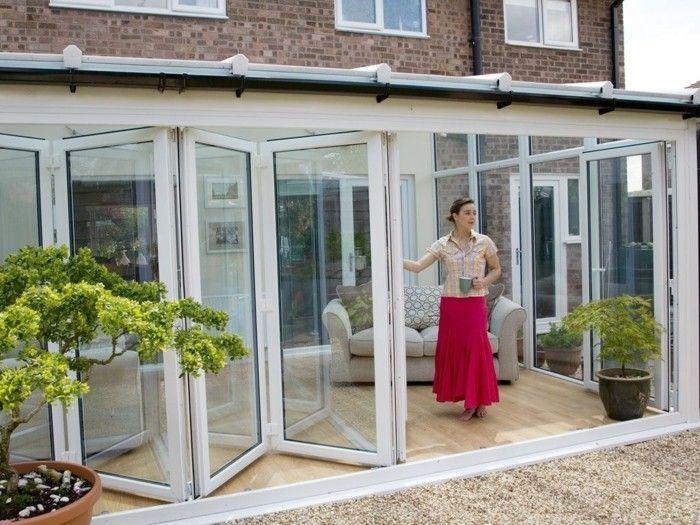Les Portes Pliantes Design En 44 Photos Glass House