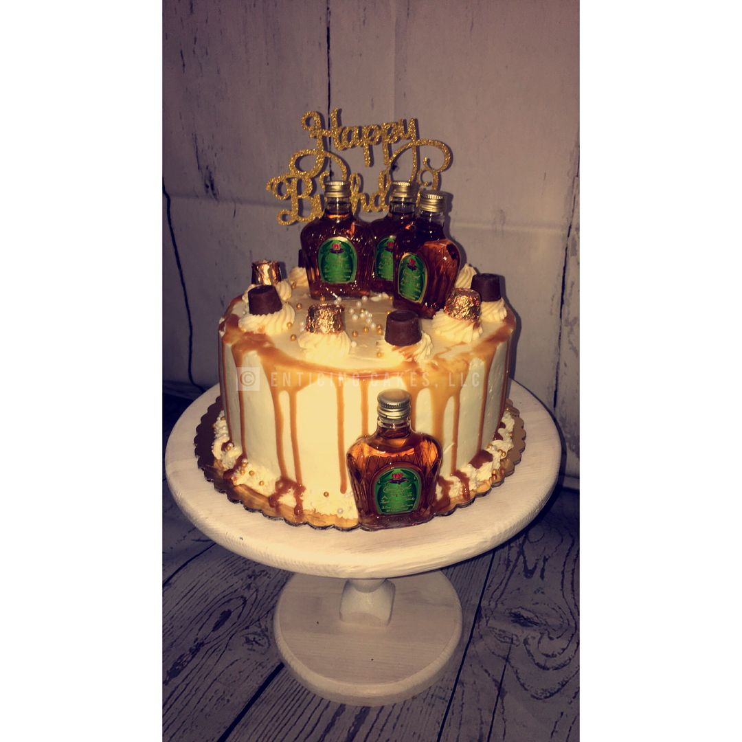 Golden Birthday 27onthe27th goldenbirthday goldcake