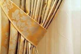 Image Result For How To Make Curtain Tie Backs Fabric