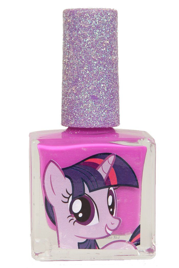 MY LITTLE PONY TWILIGHT SPARKLE NAIL POLISH - In any colour, not ...