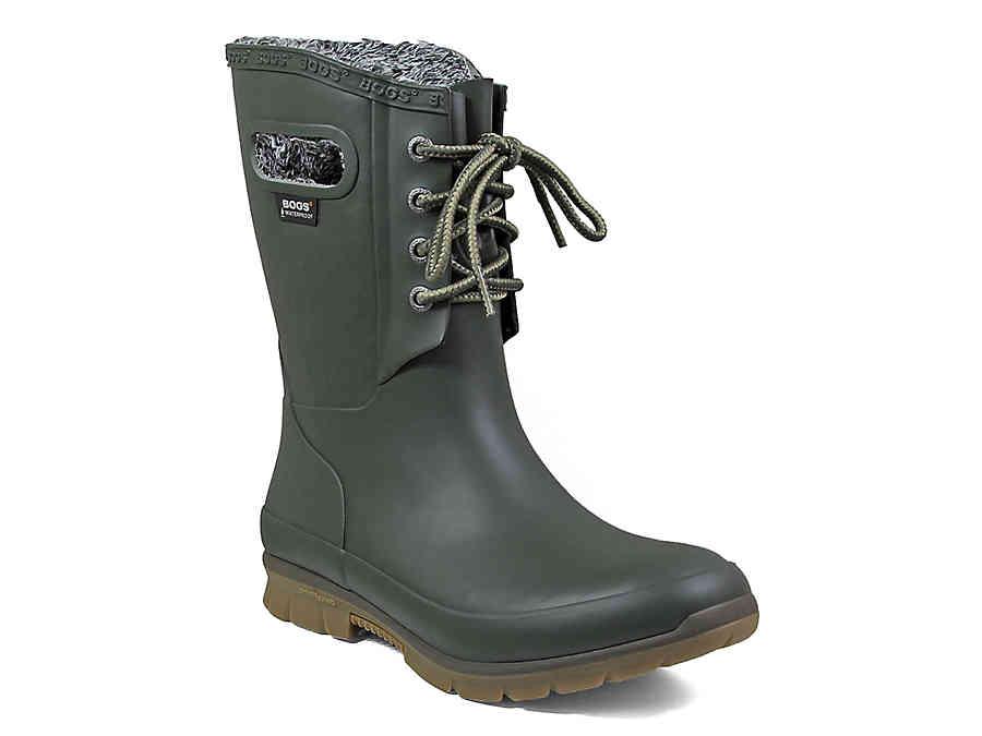 Bogs Amanda Rain Boot Women's Shoes