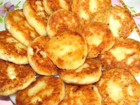 простой рецепт сырники из творога рецепт с фото