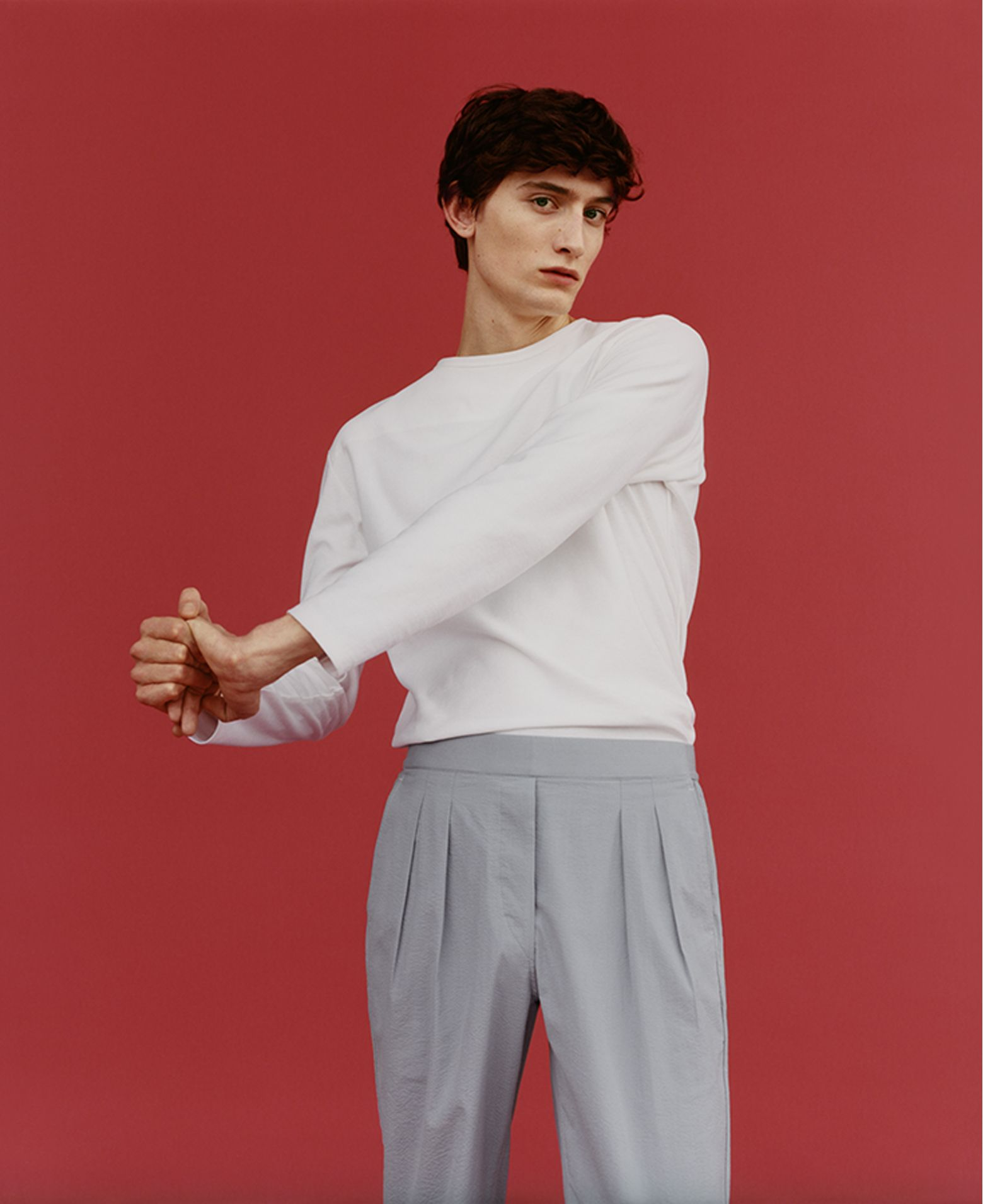 Lemaire uniqlo spring summer 2018 dresses