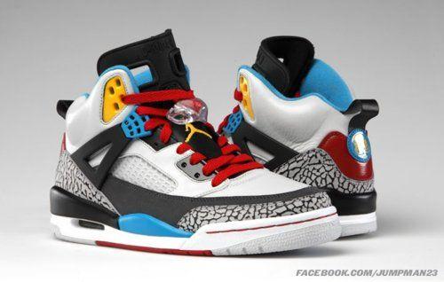 Nike Air Jordan Spizike Bordeaux
