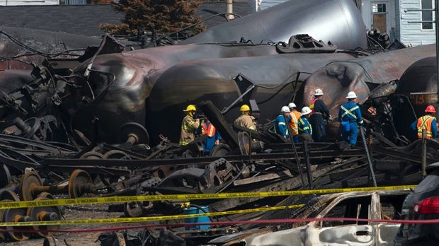 Railroad in deadly Canada derailment auctioned off