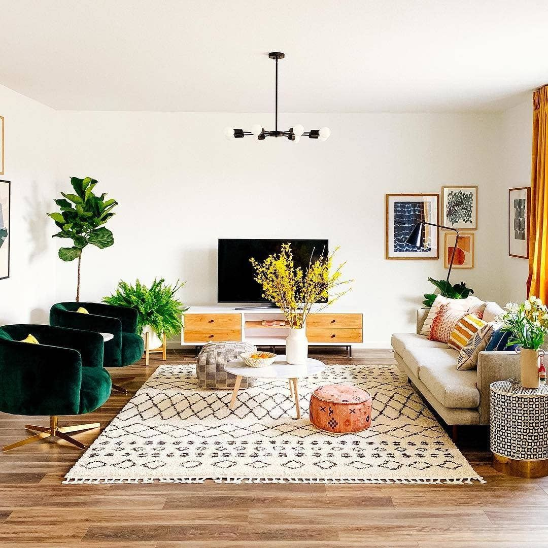 Mara Walnut Coffee Table Living Room Designs Retro Home Decor Living Room Decor #walnut #living #room #furniture