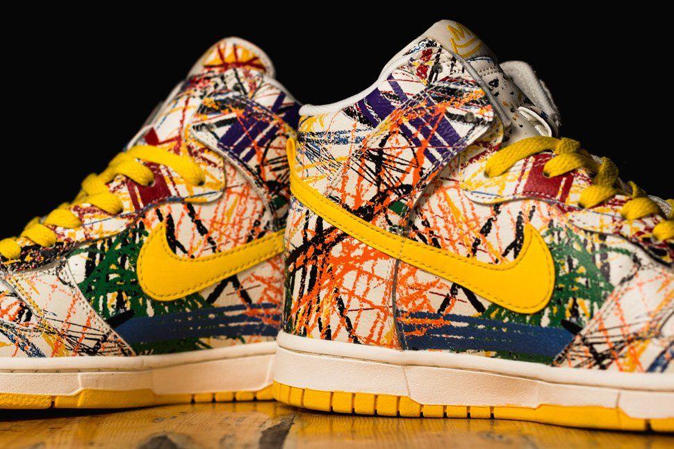 539f73e5f1c Nike Dunk High GS