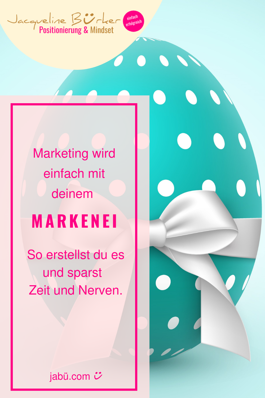 Einfacheres Marketing Mit Dem Markenei Marketing Gefuhle Und Emotionen Marketing Konzept