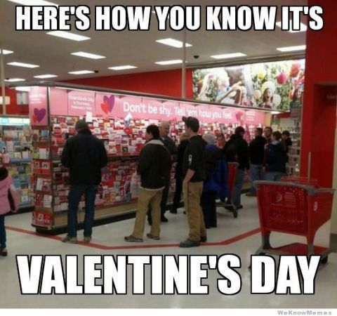 40 Hilarious Memes That Describe How You Really Feel About Valentine S Day Funny Valentine Memes Valentines Memes Funny Valentines Day Pictures