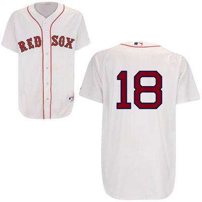 Daisuke Matsuzaka White Jersey $18.99 This jersey belongs to Daisuke  Matsuzaka, Boston Red Sox #