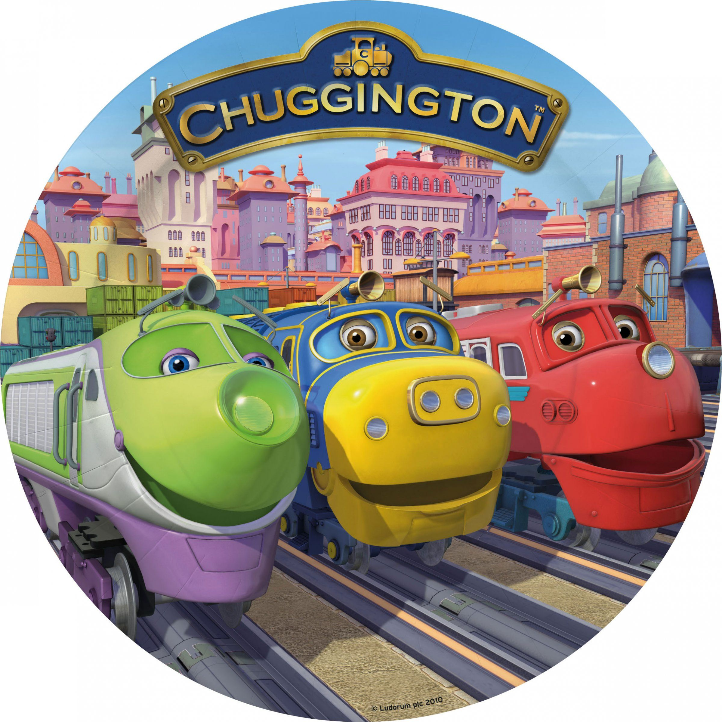 Chuggington Hd Cool 7 HD Wallpapers | fejlesztés | Pinterest | Papel ...
