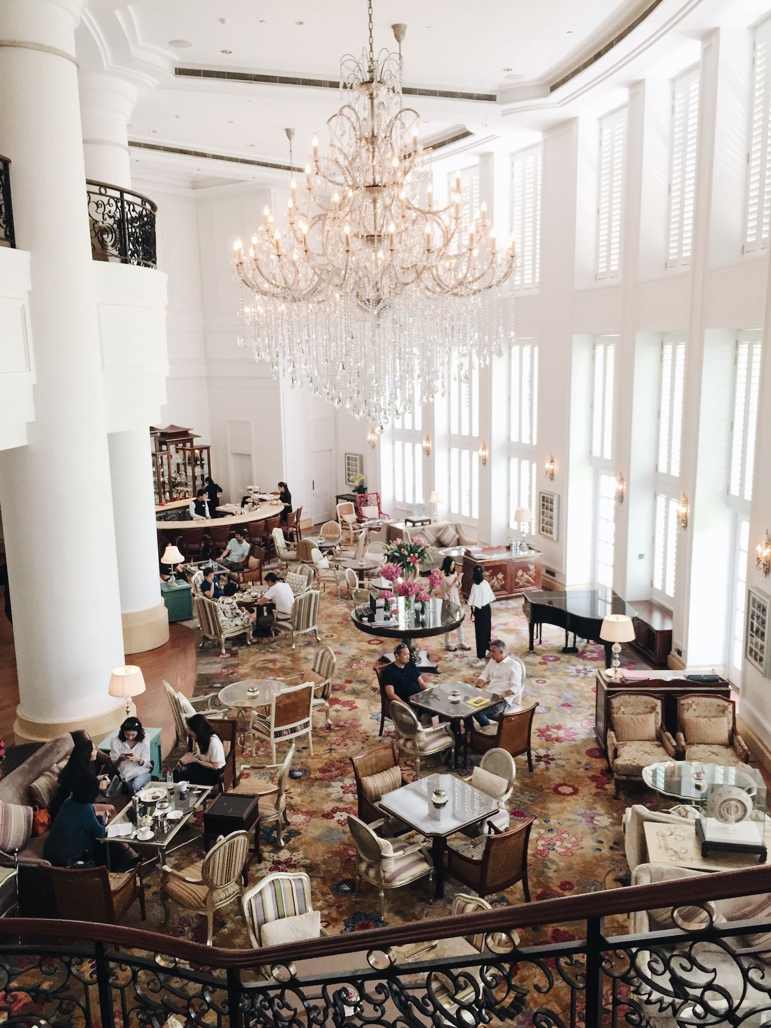 Park Hyatt Saigon The Perfect Retreat In Ho Chi Minh City With