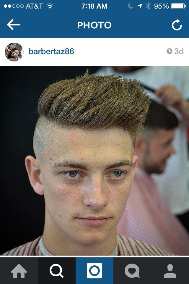Drastic undercut | Undercut hairstyles