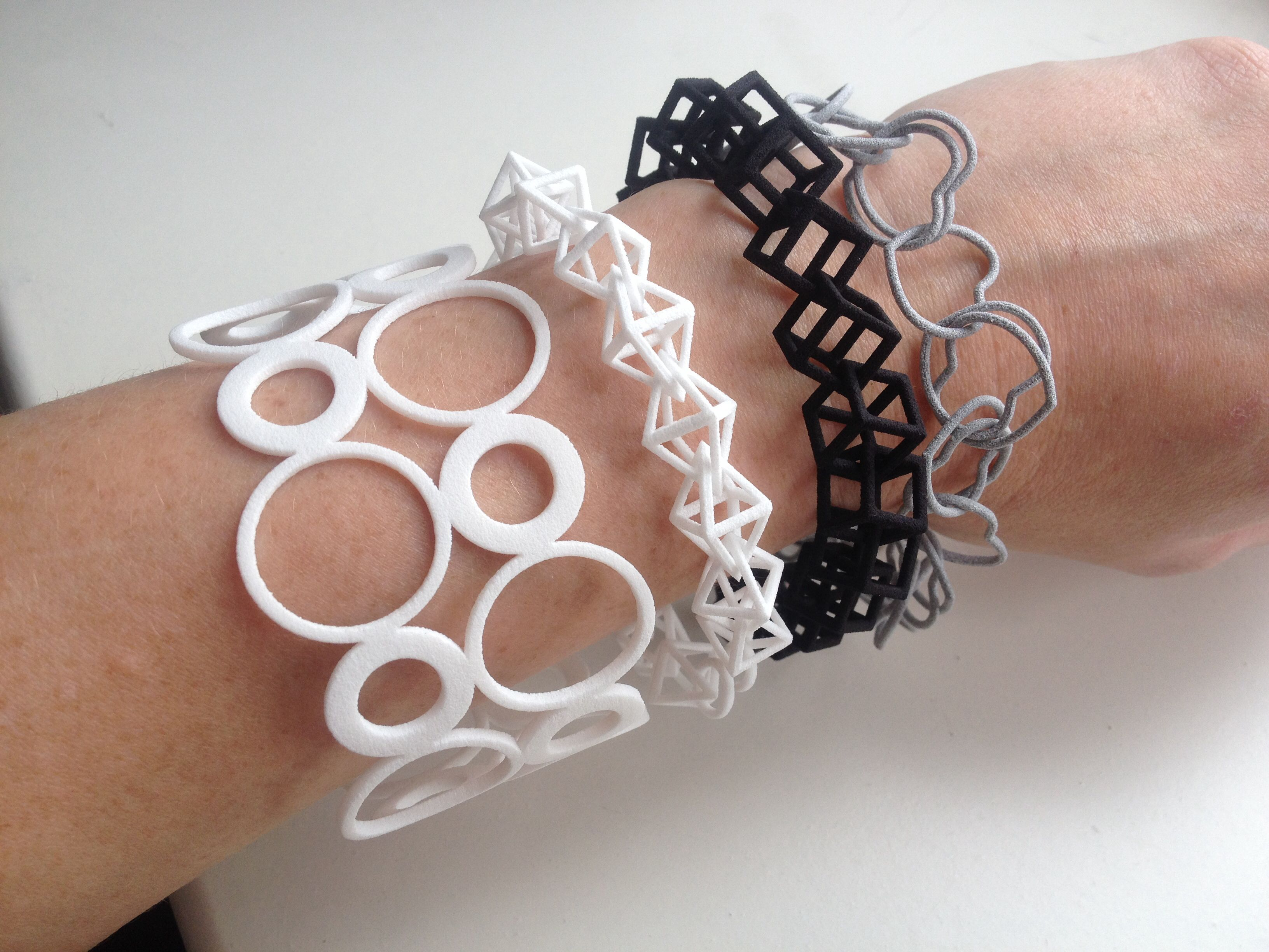 3D printed jewelry at Nieuwerwets