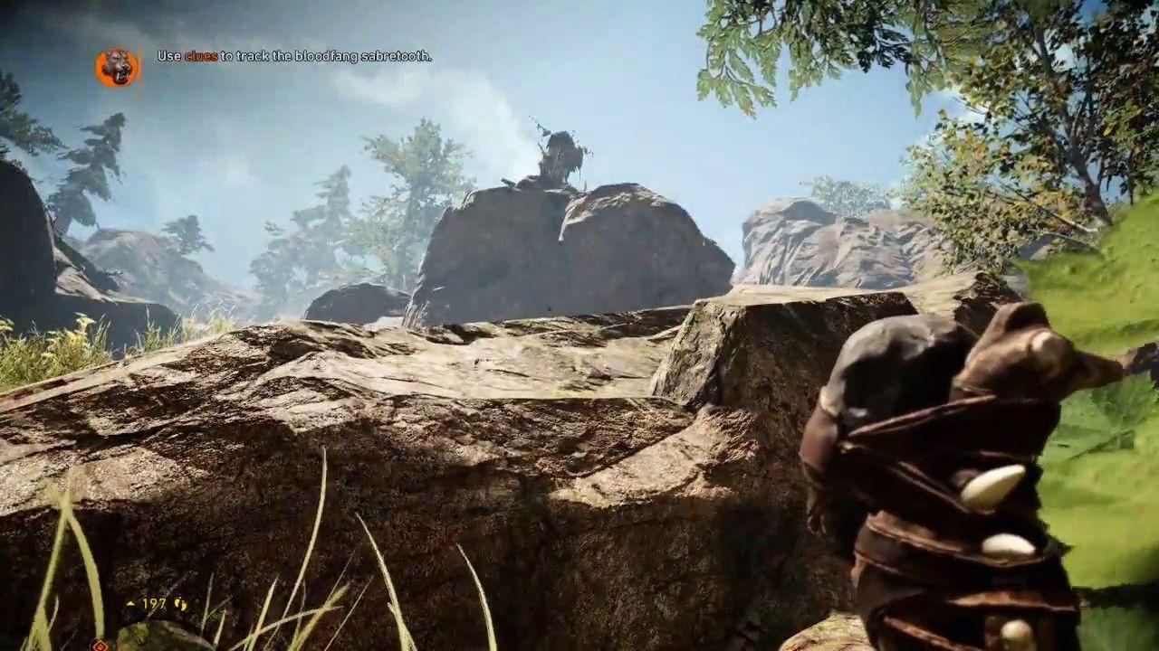 Far Cry Primal Behind Enemies Far Cry Primal Enemy Far Cry Game