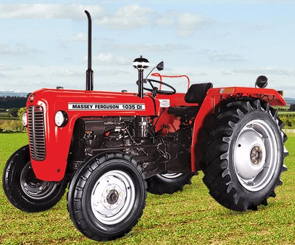 Massey Ferguson 1035 DI | Tractors Battery | Tractors