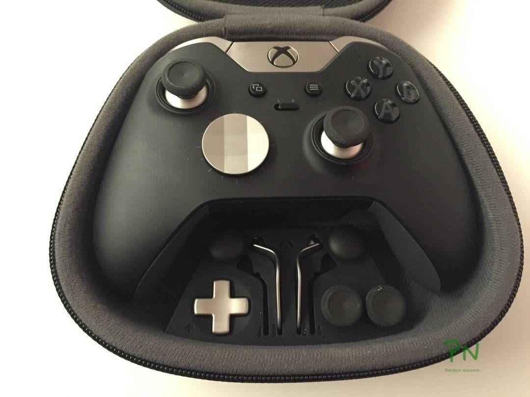 Xbox Elite Wireless Controller Xbox One Controller Xbox Microsoft