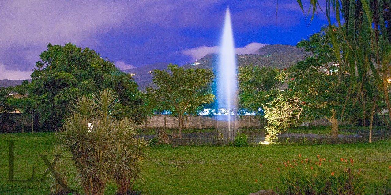 Wonderful garden in Tuscan Dream - Santa Ana - Costa Rica http://lxcostarica.com/property/Tuscan-Dream