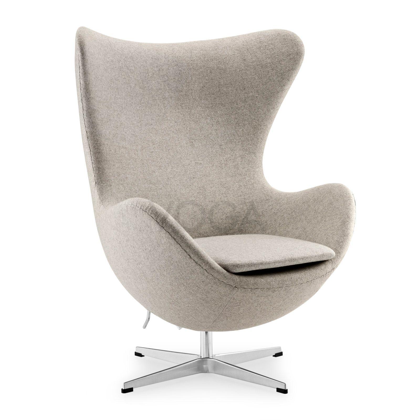 De Egg Chair.Fauteuil Egg De Haute Qualite Au Meilleur Prix Voga Lounge