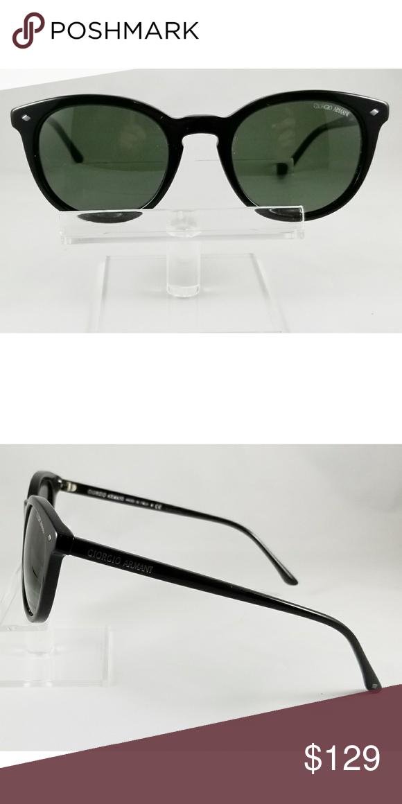 0a646fd62e16 Frames are Black with green lenses. Frames of life. Serial numbers on  glasses. Big savings 50-21-145 Giorgio Armani Accessories Glasses