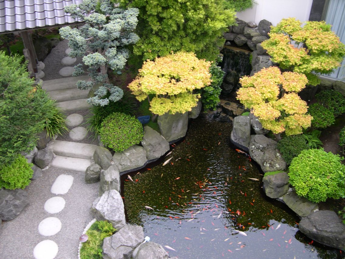 10 Japanese Gardens from the Heaven | Small japanese garden and ...
