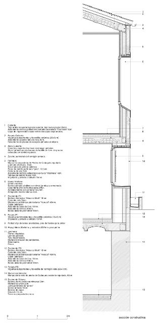 Sergison Bates Architects + Liebman Villavecchia Arquitectos > Casa Voltes: una casa de Cadaqués   HIC Arquitectura