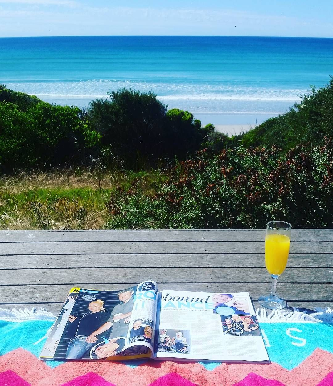 Quick recharge in #portfairy and we are back on the road again. #familymoon by lydieloves http://ift.tt/1UokfWI