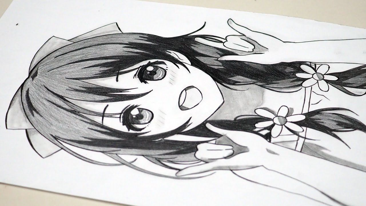Pin On Anime Drawing For Beginners